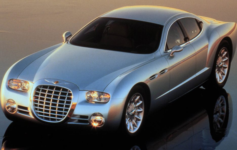 2000 - Chrysler Chronos Concept