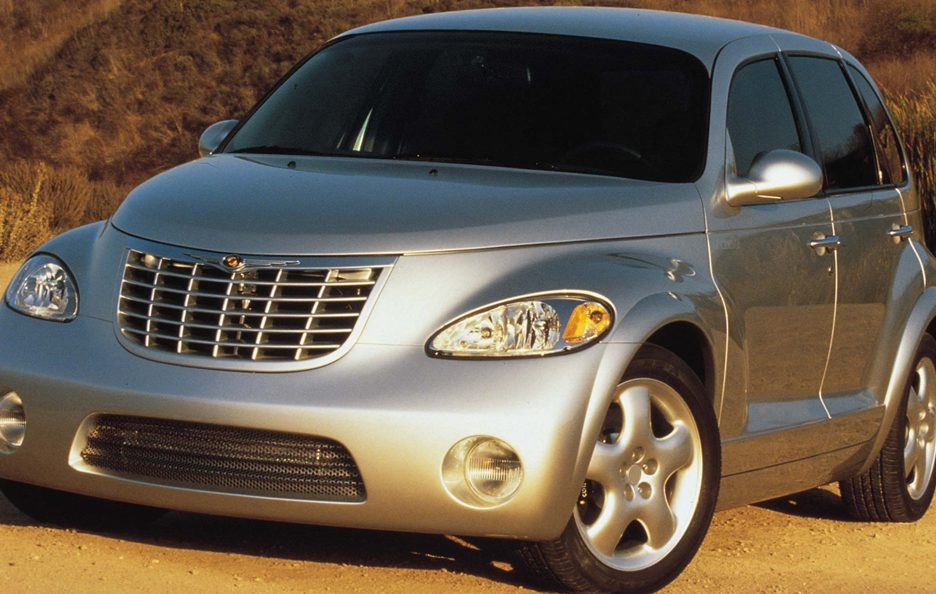 2000 - Chrysler GT Cruiser Concept
