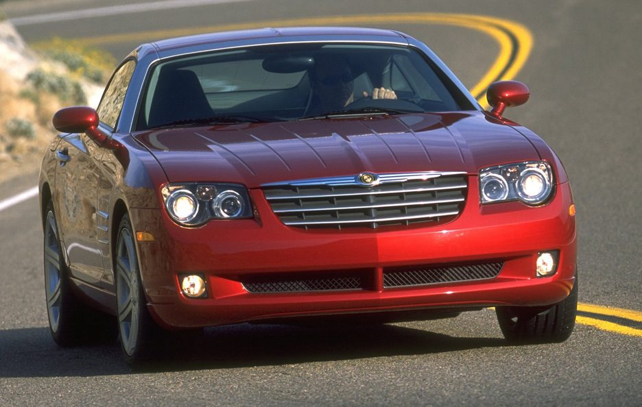 2003 - Chrysler Crossfire