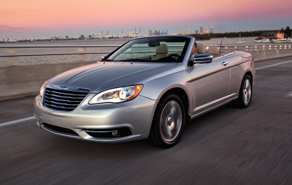 2011 - Chrysler 200 Convertible