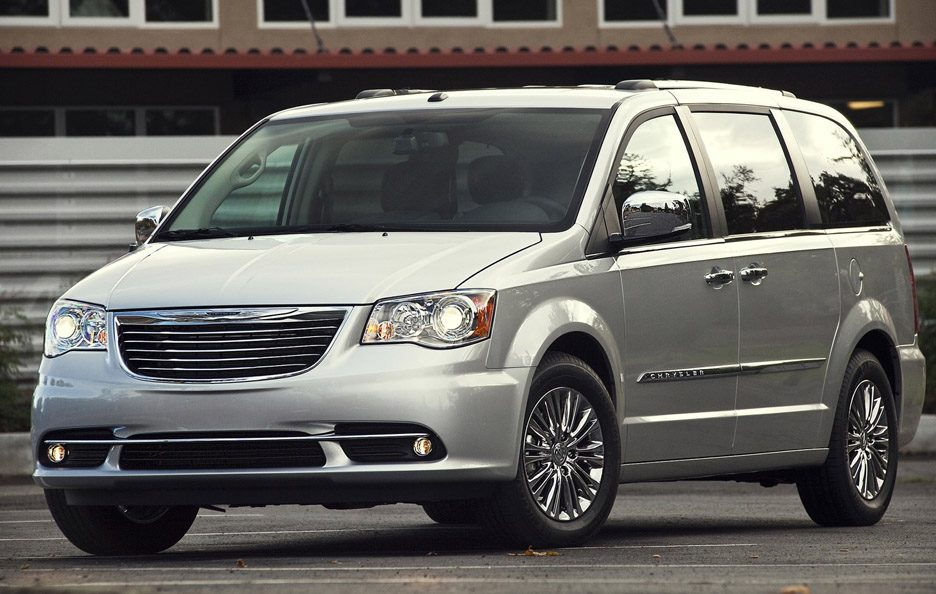 2011 - Chrysler Town & Country quinta generazione restyling