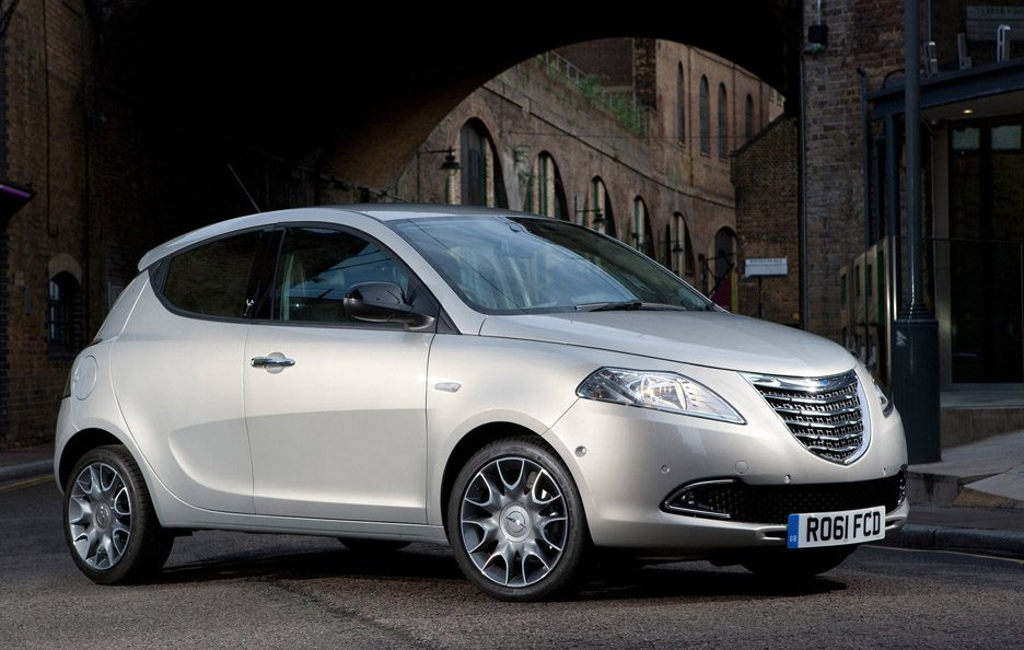 2011 - Chrysler Ypsilon