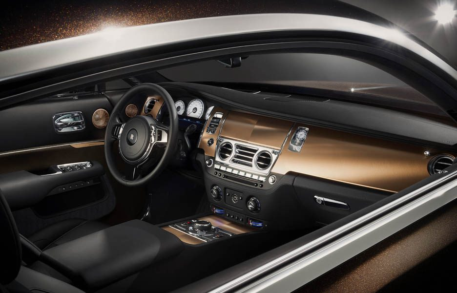 Rolls Royce Inspired by Music