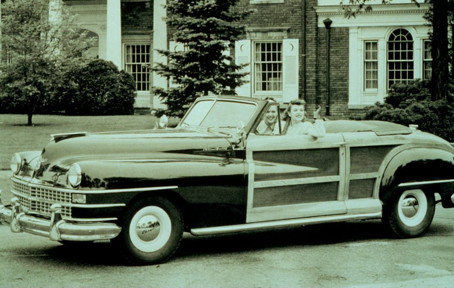 1946 - Chrysler Town & Country Convertible