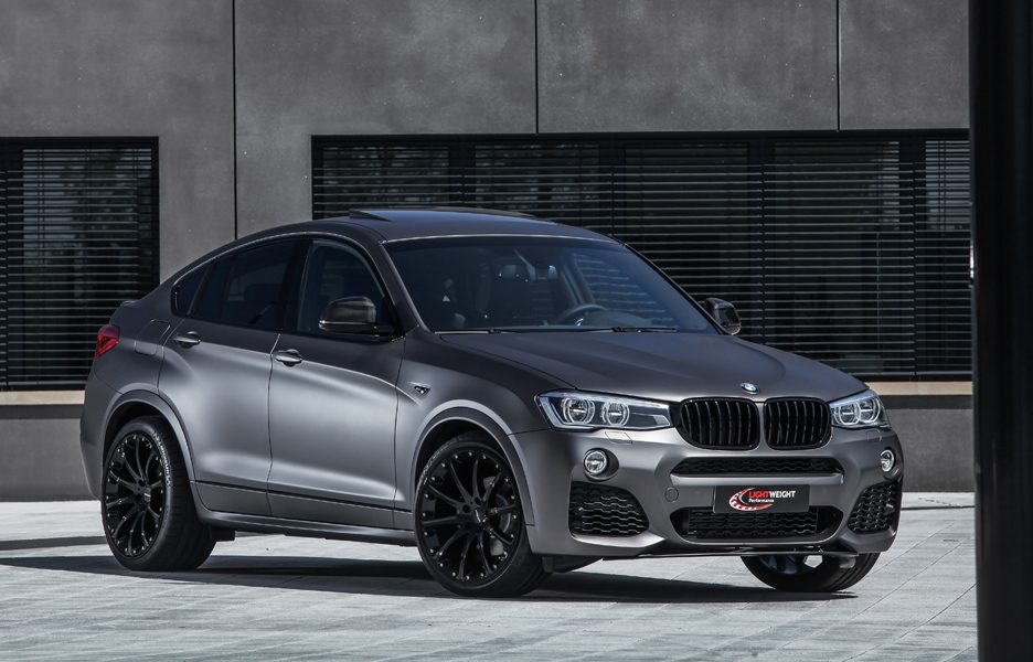 Bmw X4 By Lightweight Tuning Panoramauto