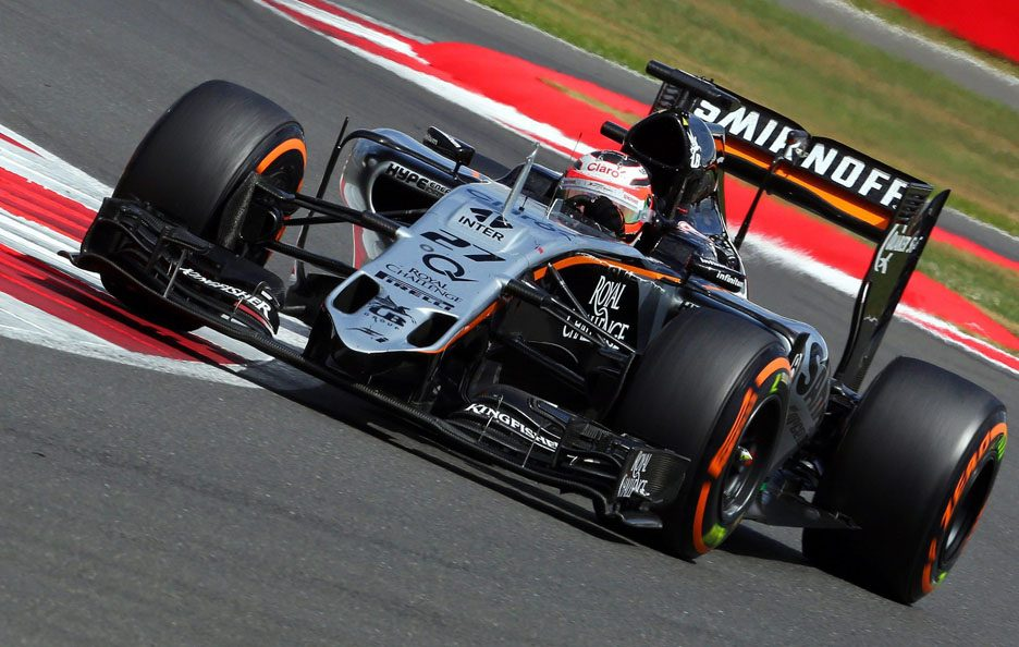 Force India 10