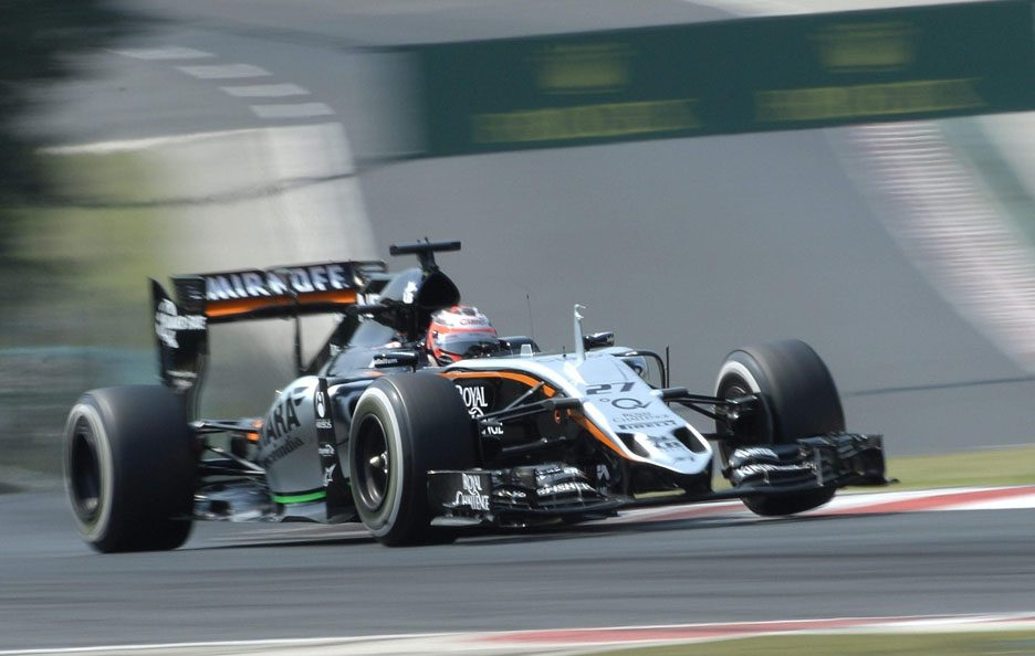 Force India 6