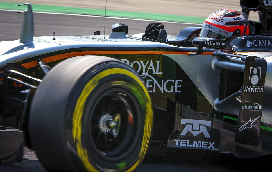 Force India 8
