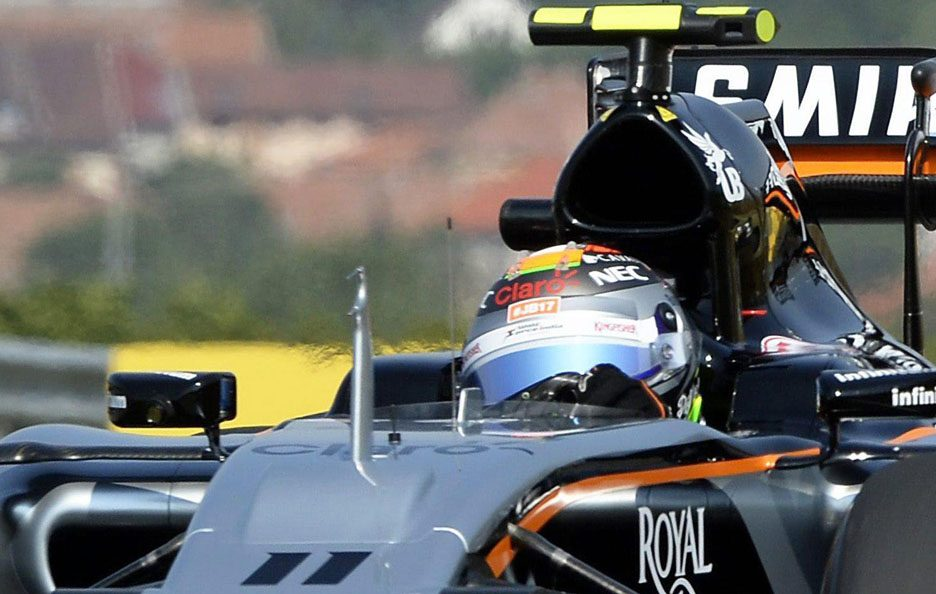 Force India 9