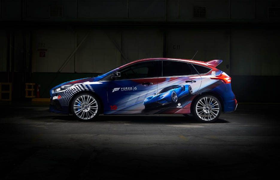Ford Focus RS Forza Motorsport 6