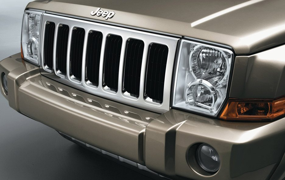 Jeep Commander mascherina