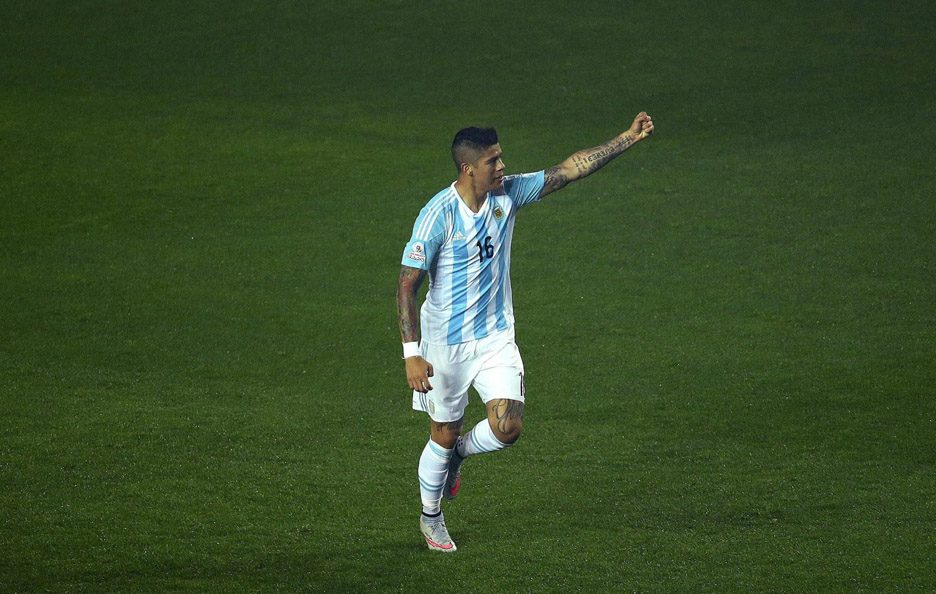 Marcos Rojo (Argentina) (Manchester United)