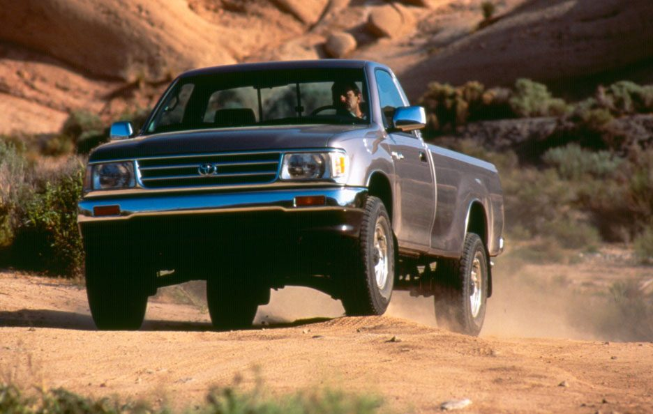 Toyota T100 frontale