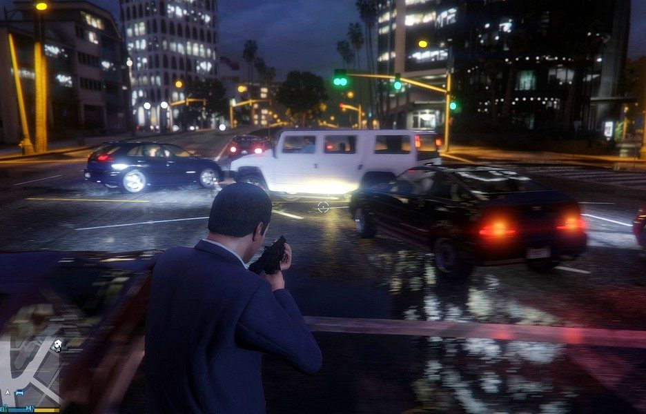 Grand Theft Auto 5 Mod Grafica (3)