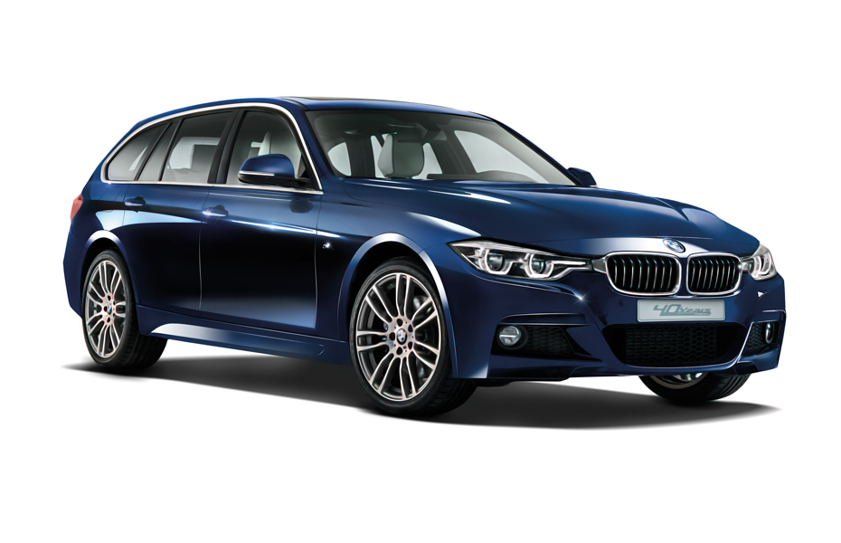BMW Serie 3 2015 - 40 Years Edition