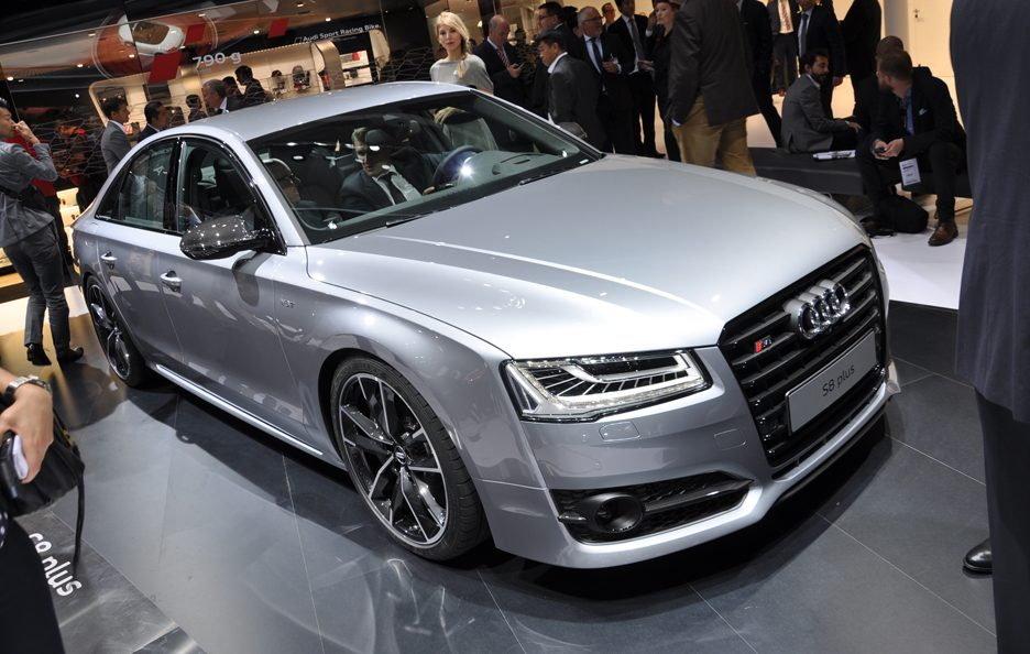 Audi S8 plus - Salone Francoforte 2015