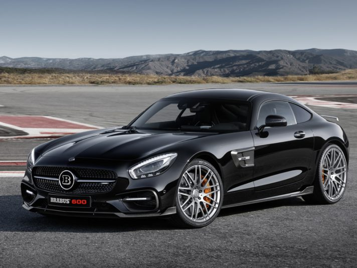 Mercedes AMG GT by Brabus