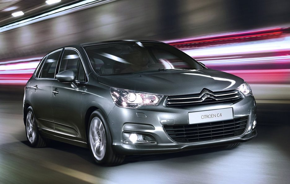 Citroën C4 1.6 HDi Attraction (74 punti)