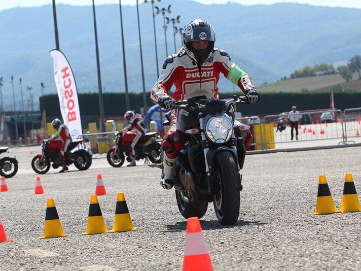 Ducati Riding Experience 2016 (DRE): le date