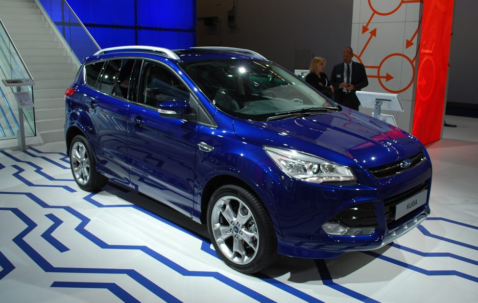 Ford Kuga - Salone Francoforte 2015