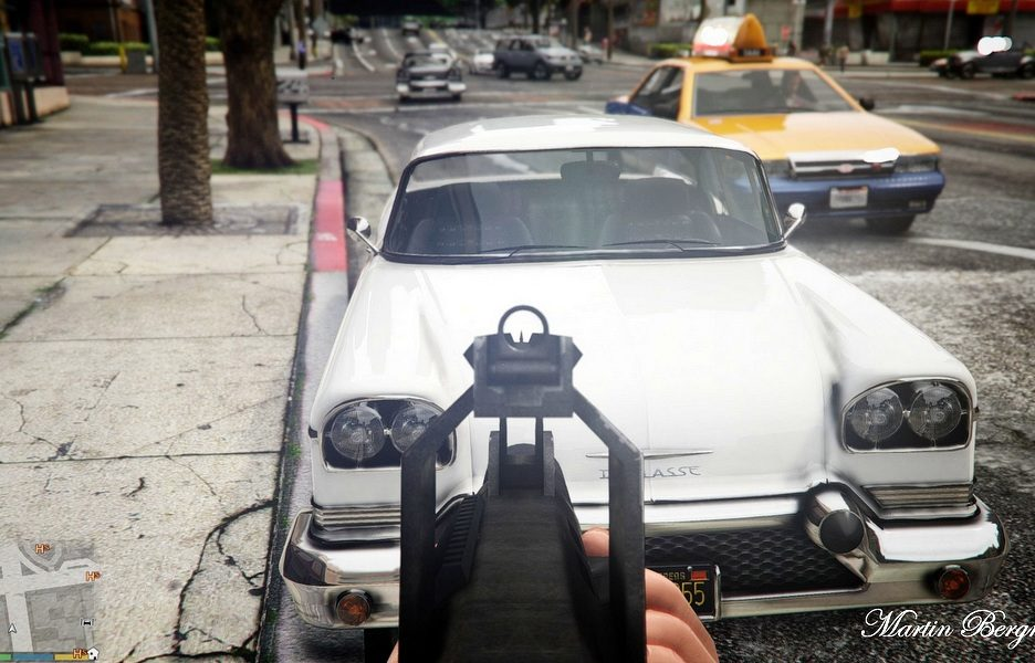 Grand Theft Auto 5 Mod Grafica (1)