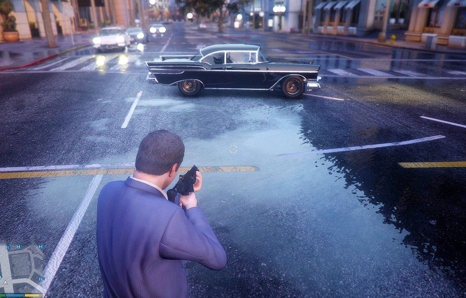 Grand Theft Auto 5 Mod Grafica (2)