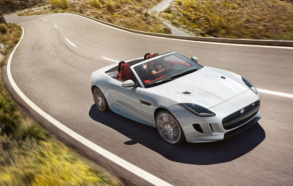 Jaguar F-Type Convertibile