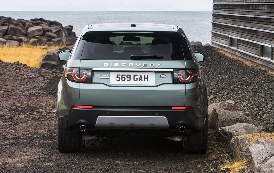 Land Rover Discovery Sport coda