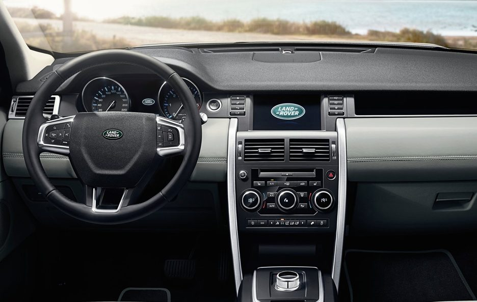 2018 Discovery Sport Interior >> Land Rover Discovery Sport - Foto - Panoramauto