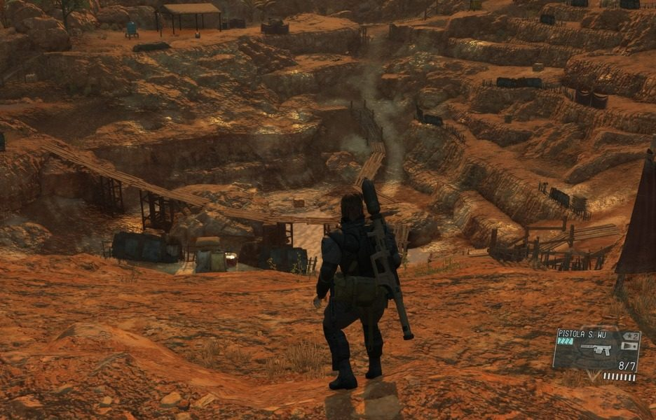 METAL GEAR SOLID V - THE PHANTOM PAIN (1)