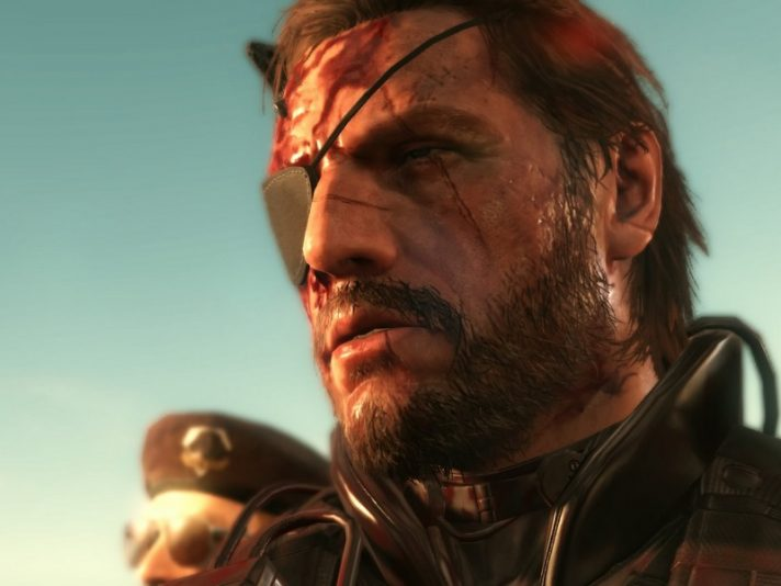 METAL GEAR SOLID V - THE PHANTOM PAIN (3)