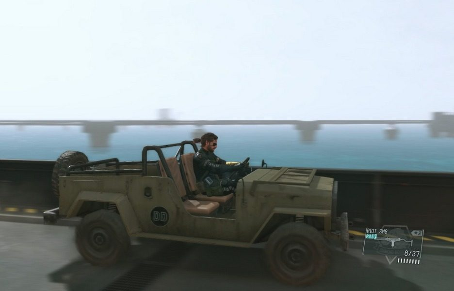 METAL GEAR SOLID V - THE PHANTOM PAIN (4)