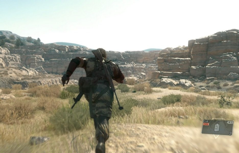 METAL GEAR SOLID V - THE PHANTOM PAIN (5)