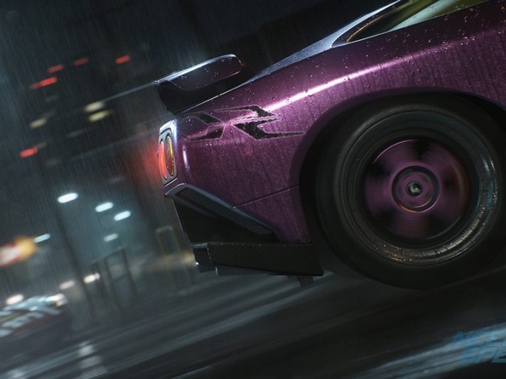 Need for Speed - 4