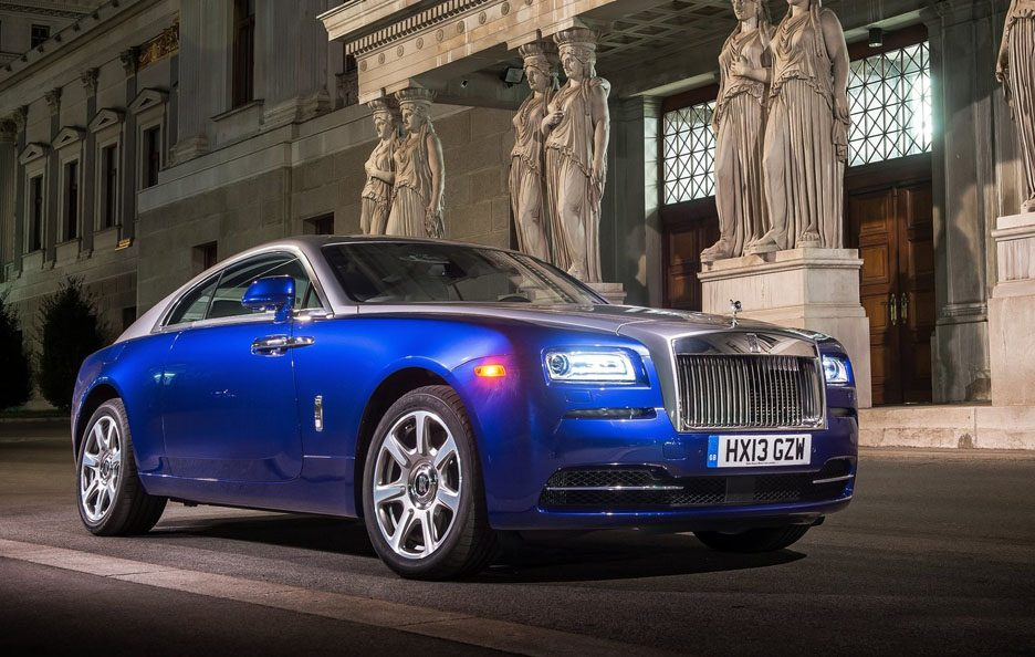 Rolls-Royce Wrath