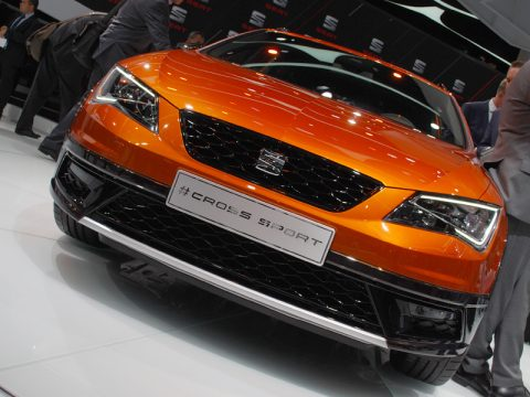 Salone di Francoforte 2015 - Seat Cross Sport