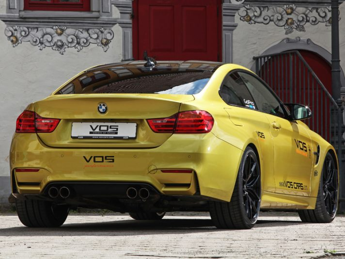 BMW M4 by VOS
