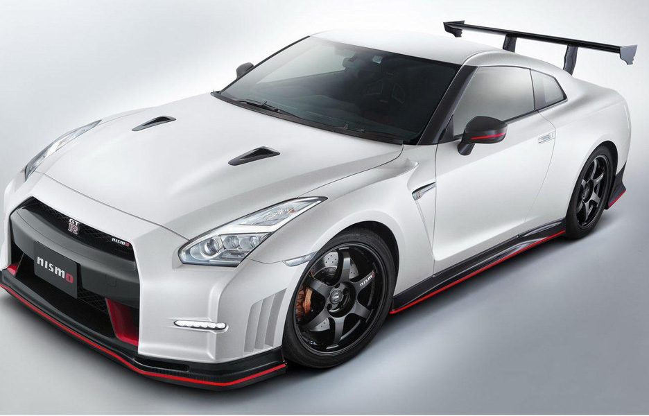 Nissan GT-R Nismo N-Attack Package