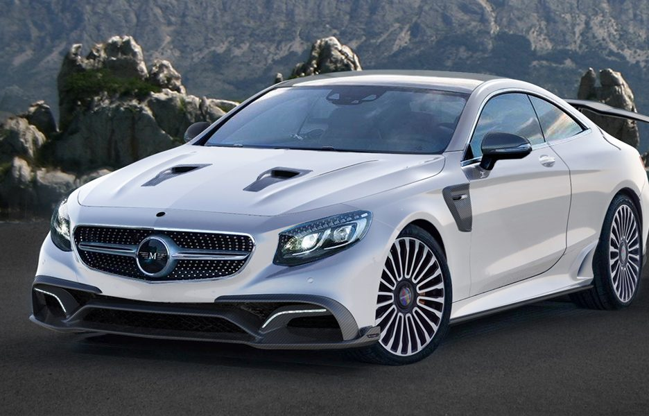 Mercedes Classe S Mansory