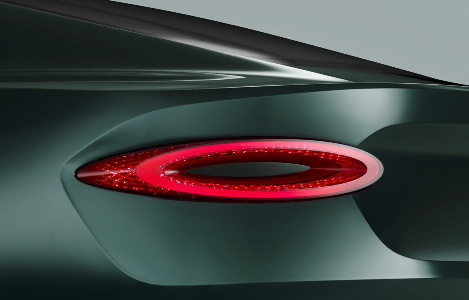 EXP 10 Speed 6 - Tail lamp