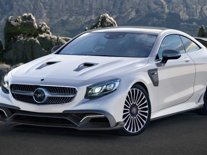 Mercedes CLasse S Coupé by Mansory: addio sobrietà...