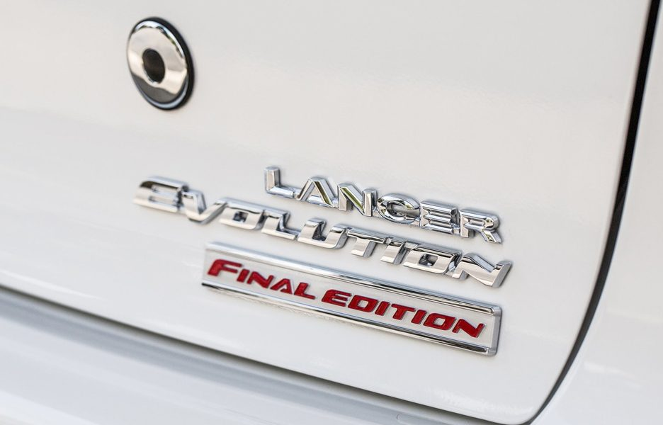 Mitsubishi Lancer Final Edition 2015
