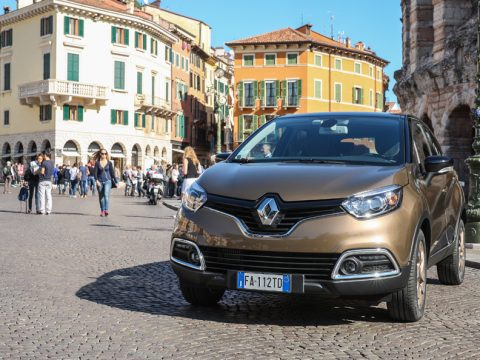 Renault Captur Iconic