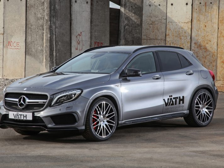 Mercedes GLA 45 AMG by Vath