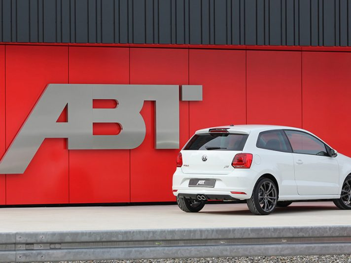 Volkswagen Polo 40th anniversary by ABT