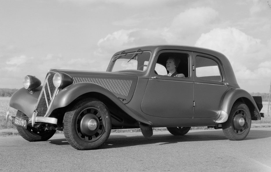 1938 - Citroën Traction Avant 11CV