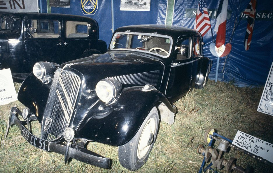 1938 - Citroën Traction Avant 15CV