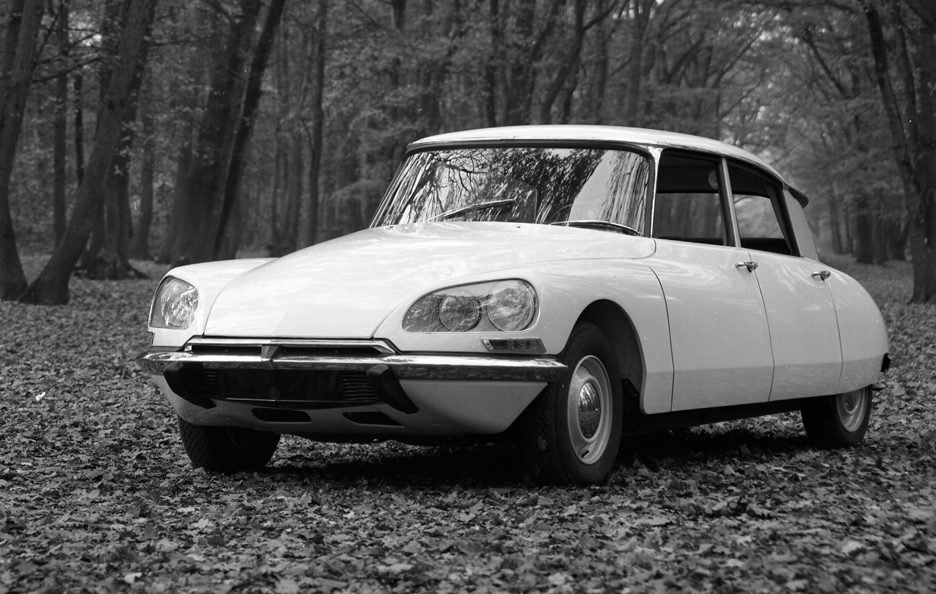 1967 - Citroën DS restyling