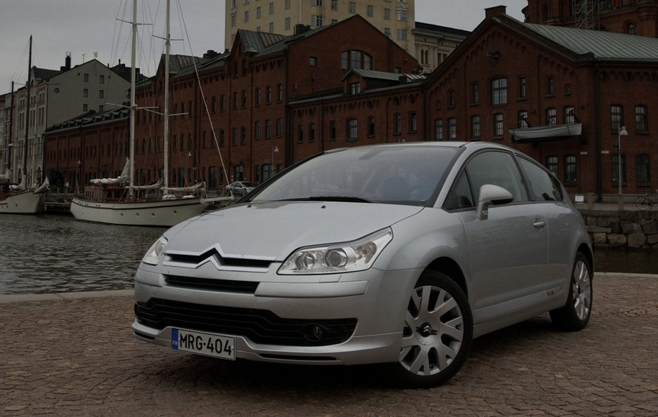 2004 - Citroën C4 Coupé