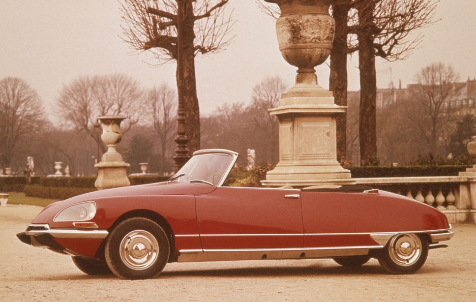 Citroën DS Convertible restyling